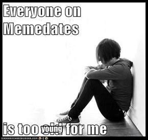 MemeDates Problems