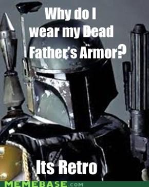 Hipster Fett Armor