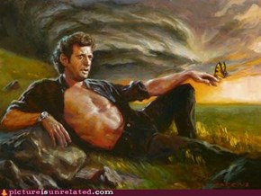 Jeff Goldblum is a master of the arts
