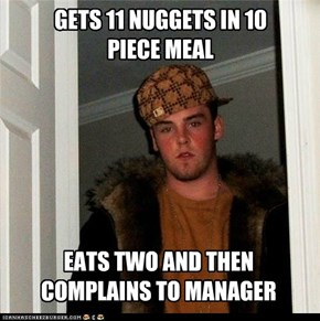 Scumbag Steve Ruins It For Everyone