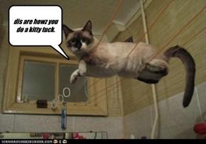 kitty tuck
