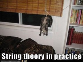 String theory in practice