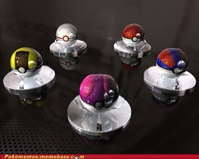 Dibs on the Master Ball!