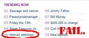 Trending now on Yahoo!