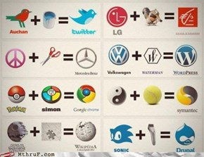 Corporate Logo Math