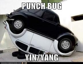 PUNCH BUG  YIN/YANG