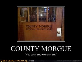 COUNTY MORGUE