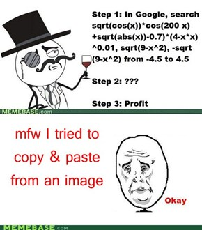 CopyPasta Fail