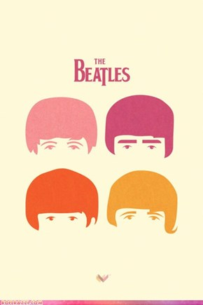 Minimalist Beatles