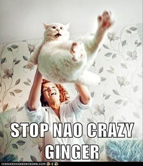 STOP NAO CRAZY GINGER