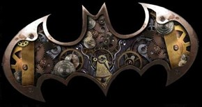 Cancelled Steampunk Batman Game of the Day