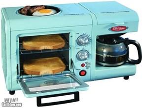 WIN!: All in One Breakfast Machine WIN
