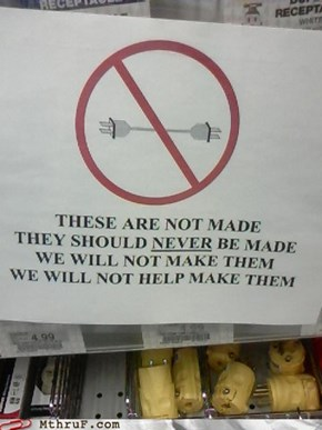 Hardware Stores Take a Stand Against Cord Injustice
