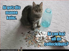 Ai can haz  all de colleckibuls?