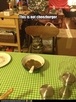 This is not cheezburger.