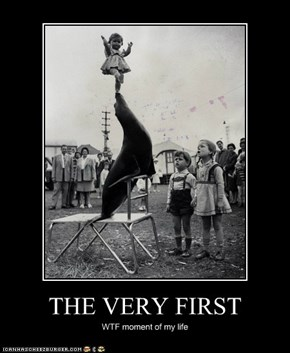 THE VERY FIRST