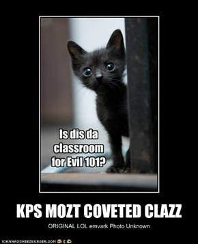 KPS MOZT COVETED CLAZZ