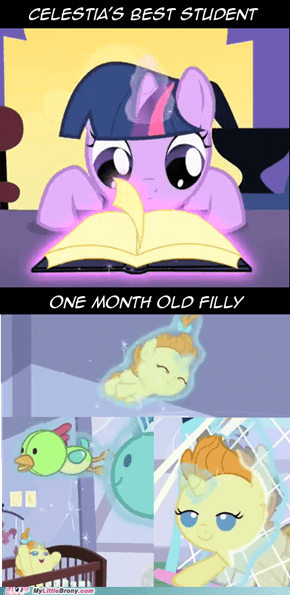 Maybe Twilight Should Go Back to Magic Kindergarten