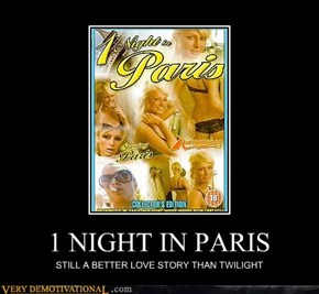 1 NIGHT IN PARIS