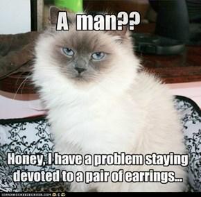 A  man??