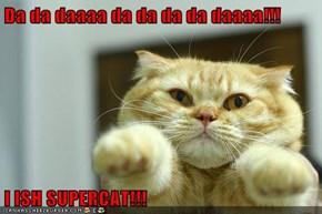 Da da daaaa da da da da daaaa!!!  I ISH SUPERCAT!!!