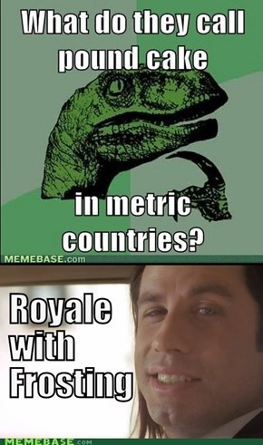 Reframe: Travolta Takes the Cake!