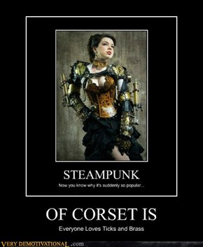 OF CORSET IS