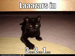Laaazars in  3...2...1...