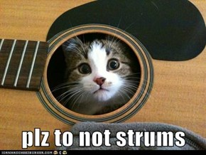 plz to not strums