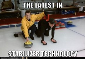 THE LATEST IN  STABILIZER TECHNOLOGY