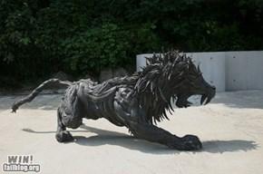 Tire Lion WIN