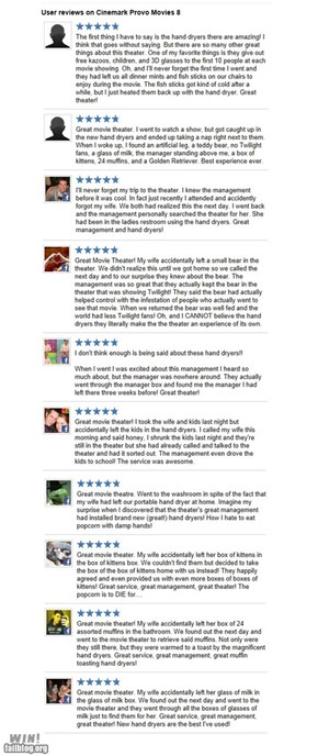 WIN!: Customer Reviews WIN