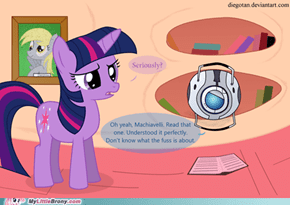I think Twilight has other opinion