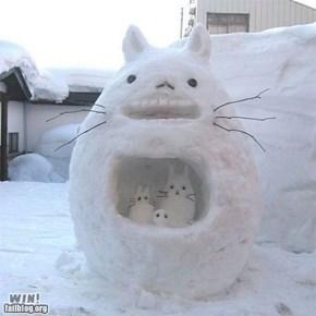 Snow Totoro WIN