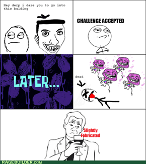 Rage Comics: Insert Clever Name Here