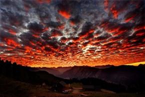 Reddest Sky