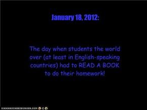 January 18, 2012: