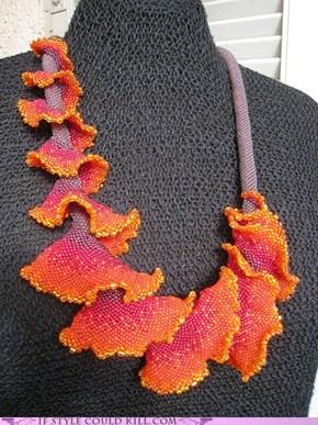 The Flaming Necks