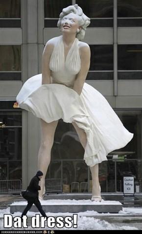 Dat dress!