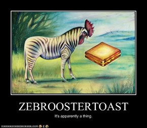 ZEBROOSTERTOAST