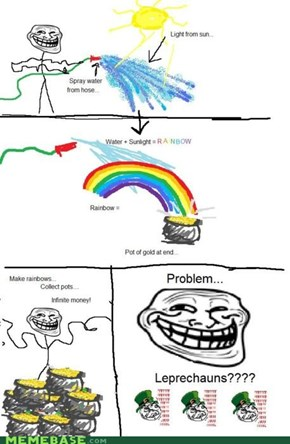 Troll Physics: Get rich