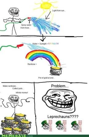 Troll Physics: Get rich
