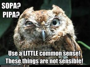 SOPA & PIPA make no sense!