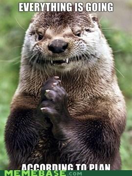 Evil River Otter