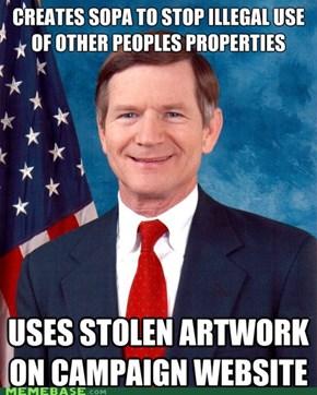 Scumbag Senator