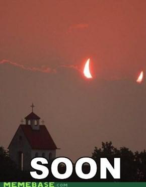 SUN + MOON = ...