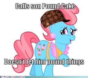 Scumbag Mrs Cake