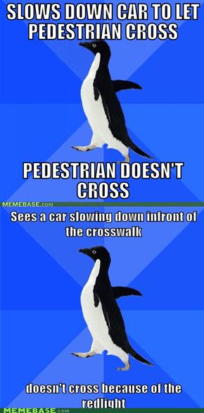Thats awkward!