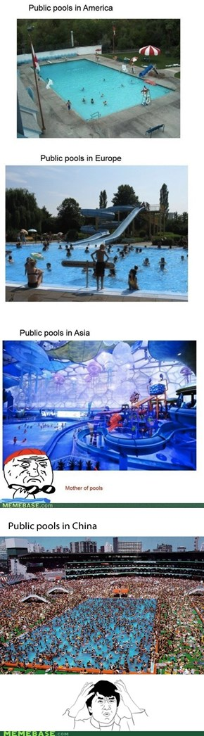 Reframe: You Call That a Pool Party!?
