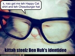 kittah steelz Ben Huh's identidee